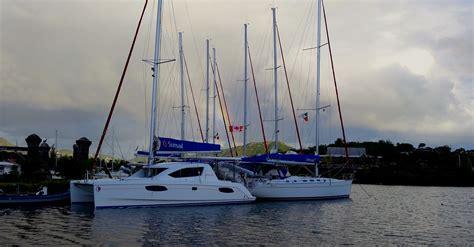 catamaran vs monohull cost head to head charter catamaran vs charter monohull