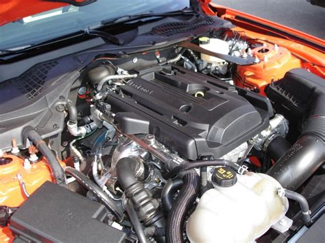 2015 mustang ecoboost four pulls strong but is no v8