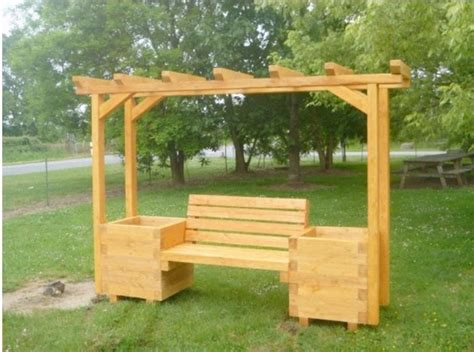 Used Furniture Arbor by 20 Plans For Recycled Pallet Furniture Pallet Ideas