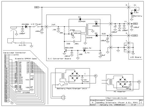 schematics console related schematics nfg gamesx