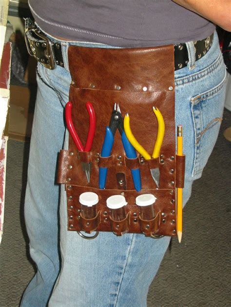 Handmade Leather Tool Belt - 1000 images about portfolio on custom leather