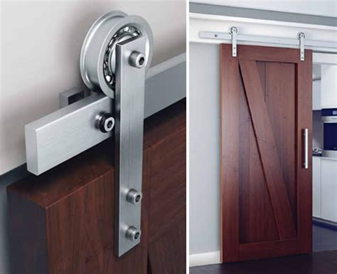 Sliding Barn Door Hardware Brio Residential Barn Door Hardware