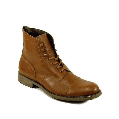 Vegan Shoes And Boots By Pennangalan Dreams by Wills Mens Vegan Work Boots Chestnut Wills