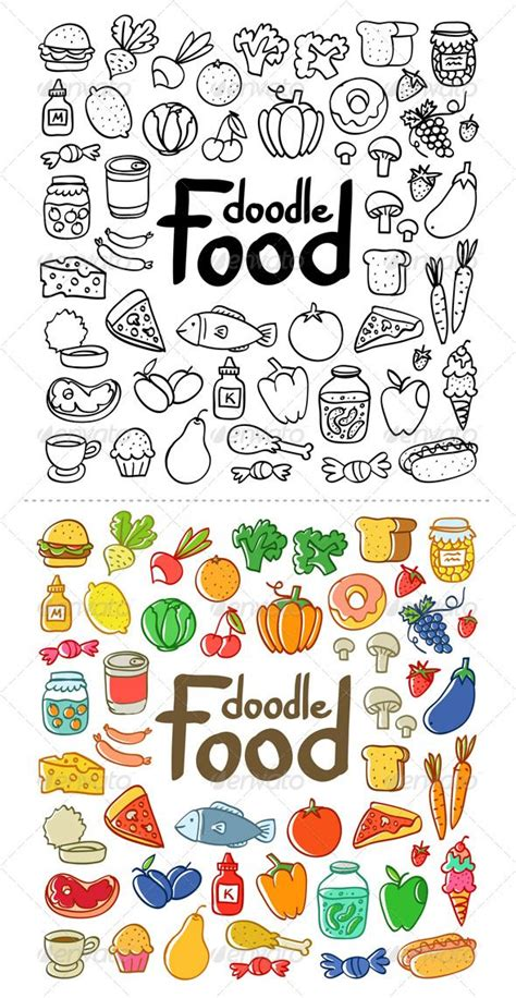 doodle food 25 best doodle food images on doodles doodle