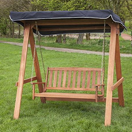 black swing set wooden swing seat for 2 with black canopy swing set