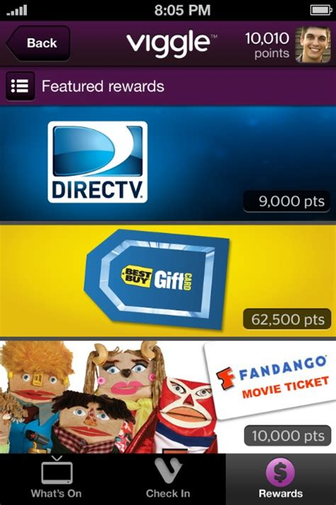 Viggle Rewards Gift Cards - viggle your best excuse to be a tv fan