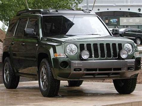 old car manuals online 2008 jeep patriot electronic toll collection jeep patriot history photos on better parts ltd
