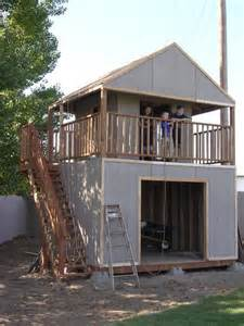 Shed Playhouse Plans by 1000 Images About Playhouse On Pinterest Storage Sheds