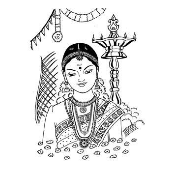 clipart for hindu wedding invitations hindu marriage logo clip 43