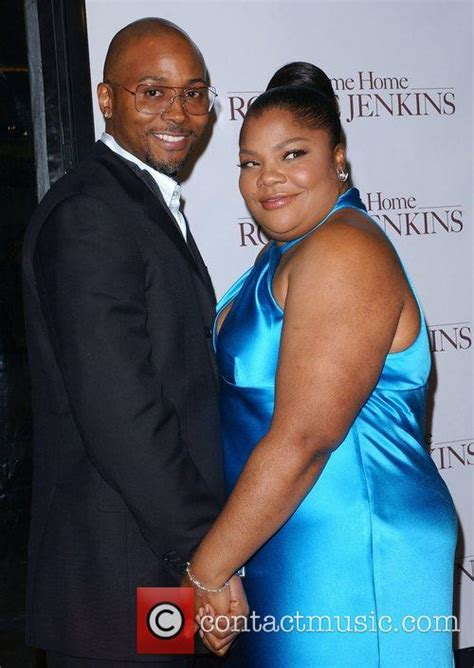 mark jackson and monique mo nique los angeles film premiere of welcome home