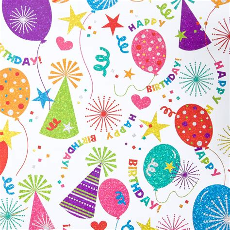 printable wrapping paper birthday free 8 best images of printable birthday wrapping paper free