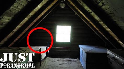 living in the attic finds living in his attic just paranormal