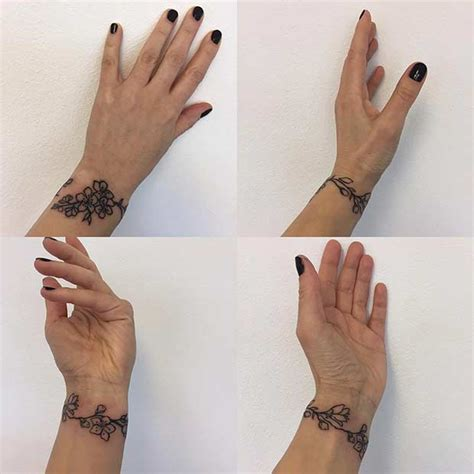 21 stylish wrist tattoo ideas for women stayglam