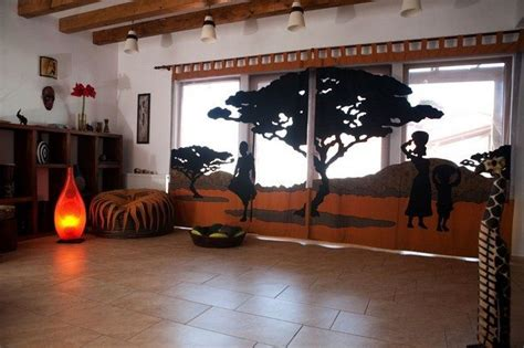 african themed decor let your living room stand out with these amazing ideas