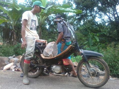 modifikasi motor bebek 81 modifikasi motor bebek pake stang trail modifikasi trail