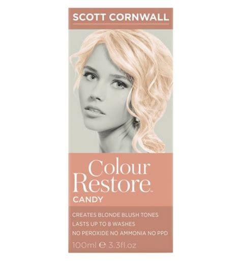 scott cornwall colour restore caramel hair toners hair dye hair beauty skincare boots