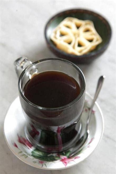 nikmatnya kopi tradisional  kedai kopi kemang
