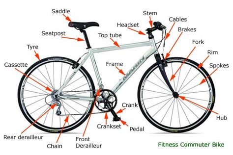 the anatomy of a mountain bike cool biking zone imagequiz parts of a bicycle