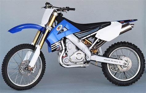 Cross Motorrad 450 by Atk Motocross Moto Zombdrive