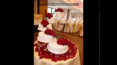 como decorar un pastel de un kilo decoraci 243 n con flores de pasteles para boda youtube