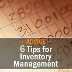 Tips For Creating An Inventory - 1000 images about salon inventory on a well