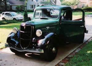 1935 ford 1 2 ton pickup truck pictures