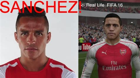alexis sanchez fifa 18 review alexis sanchez in fifa 16 and pes 2016 face review 26