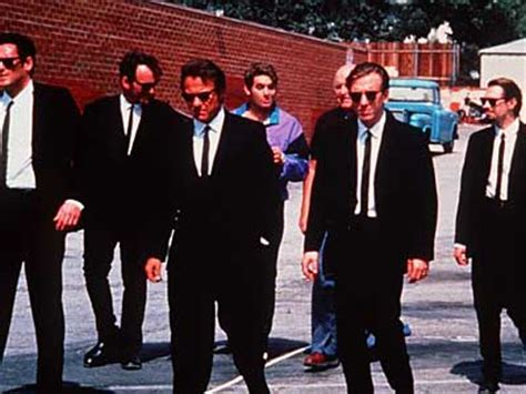 reservoir dogs cast with the wind pictures and images