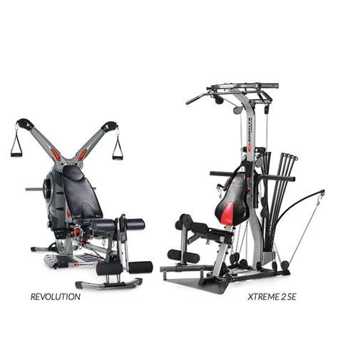 compare bowflex home gyms bowflex