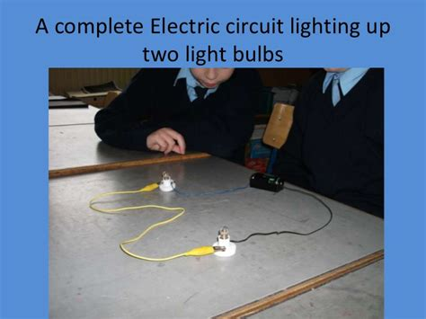 make an electric circuit how to make an electric circuit