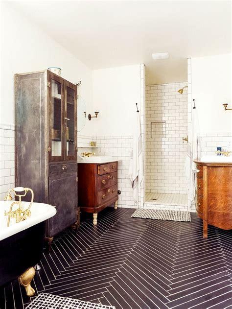 herringbone bathroom interior design feature 10 ways with herringbone