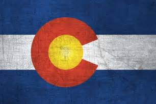 colorado state colors coloradan flag metal flag of colorado it for free