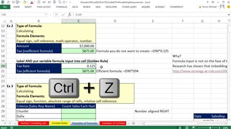 excel 2013 tutorial for accounting excel 2013 accounting tricks for excel cpe credit at
