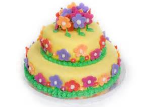 kinder kuchen flower cakes slideshow