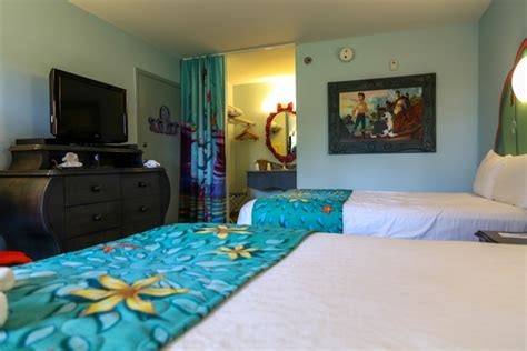 Of Animation Rooms by Of Animation Resort Mermaid Room Review Easywdw