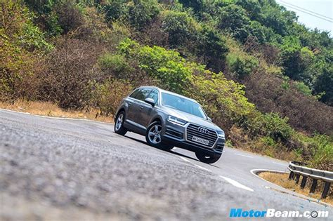 most comfortable suv in india audi q7 a premium suv that s stylish and comfortable