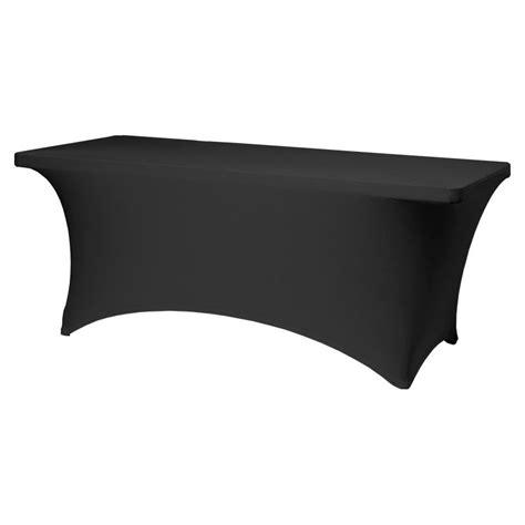 draped table snap drape ts72blk table in a snap set 1 6 folding