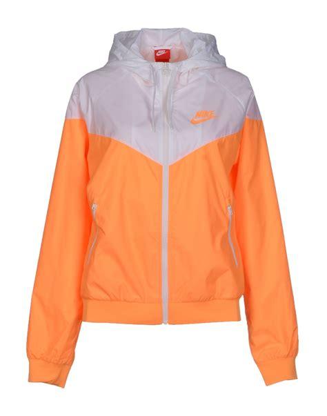 Hoodie Sweater Jaket Royal Enfield 2 nike jacket in orange lyst