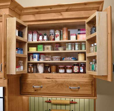 wall multi storage pantry kraftmaid