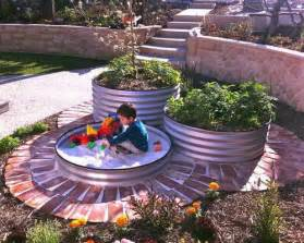 garden design ideas container gardening ideas