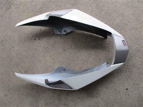 Front Fender Spakbor Nouvo Z Putih msx125sf custom kit
