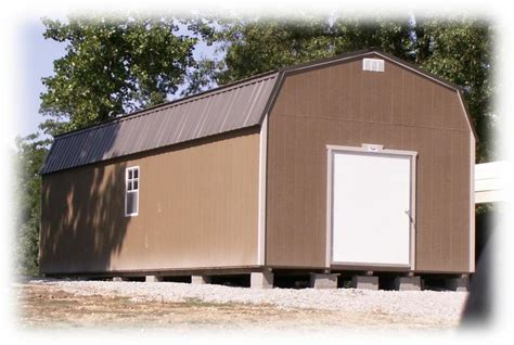 Eagle Shed by Storage Barns In Arkansas Firewood Storage Shed