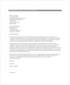 Research Cover Letter Undergraduate Cover Letter For Resume Applying For Internship