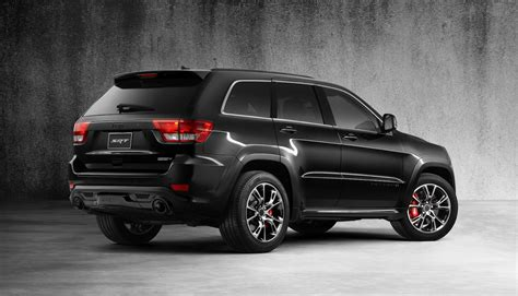 srt8 jeep jeep grand cherokee srt8 alpine vapour special editions