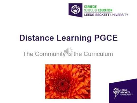 Distance Mba Programs Uk by Vote No On Nd Learning Pgce At The Univ