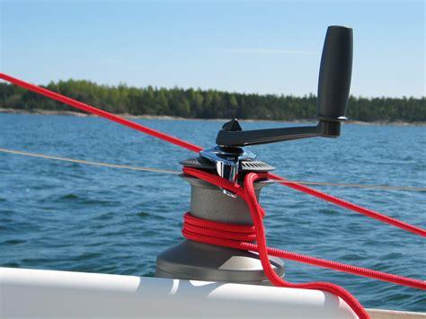 boat winch winch wikipedia