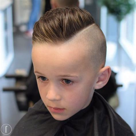 cool hairstyles for boys that do not have hair line 30 fun trendy little boy haircuts for any occasion