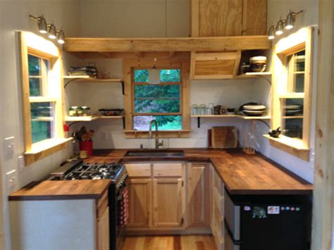 10 tiny kitchens in tiny houses that are adorably functional tiny house kitchen inspiration sacred habitats