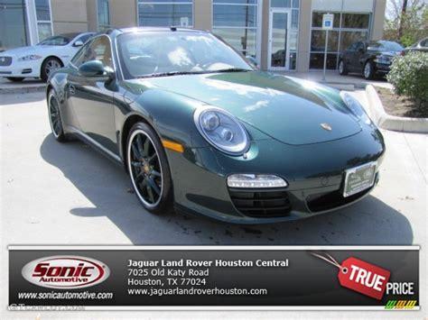 porsche targa green 2011 porsche racing green metallic porsche 911 targa 4s