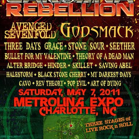bullet for my playlist 8tracks radio carolina rebellion 13 songs free and